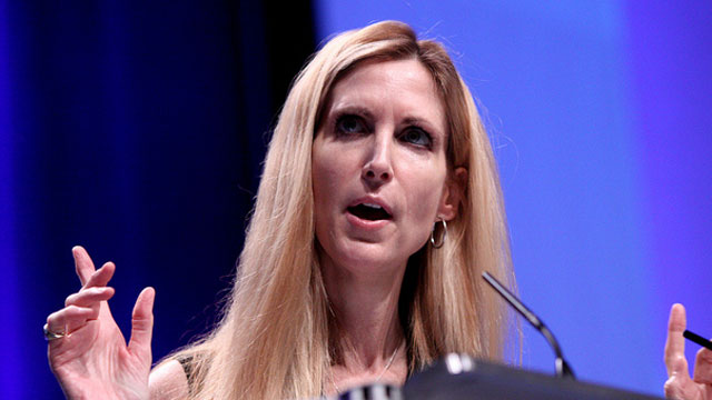 Ann Coulter on Accused Double Murderer in Wisconsin: 'I Want Him As My President'