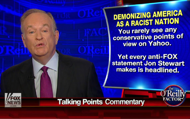 """You Want A War? You Got A War!"" Bill O'Reilly Pops A Vein Over ""Anti-Fox Defamation"""