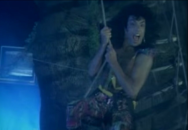 Contemptor's Late-Night Crappy '80s Hair Metal Video: Tears Are Falling By Kiss