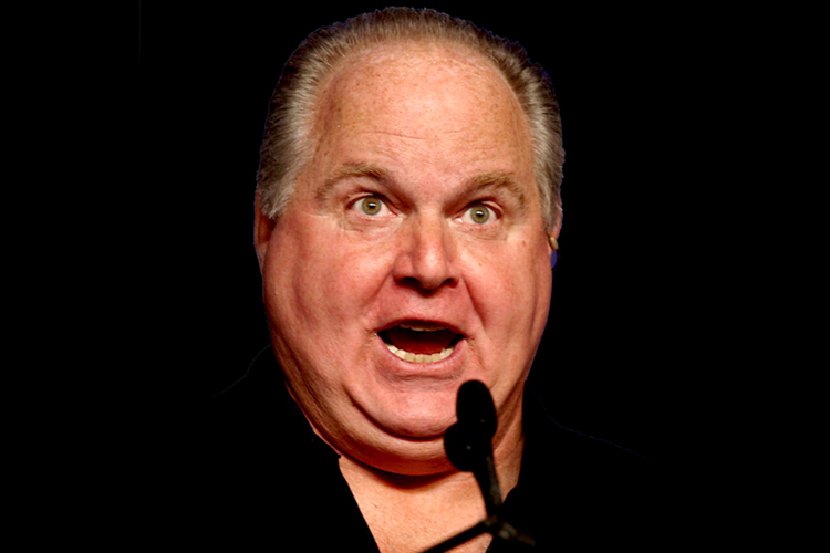 Rush Limbaugh Says Discovery Of Water On Mars Is Further Proof Of Climate Change Conspiracy