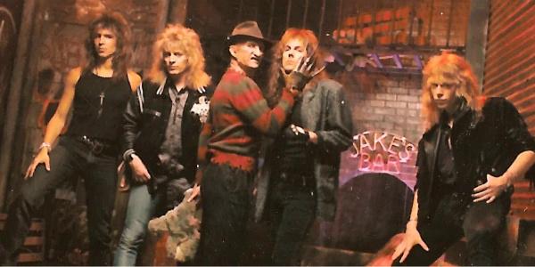 Contemptor's Late-Night Crappy '80s Hair Metal Video: Dream Warriors By Dokken