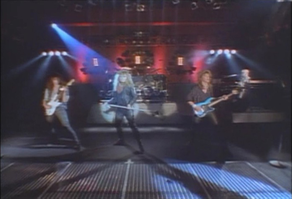 Contemptor's Late-Night Crappy '80s Hair Metal Video: The Final Countdown By Europe