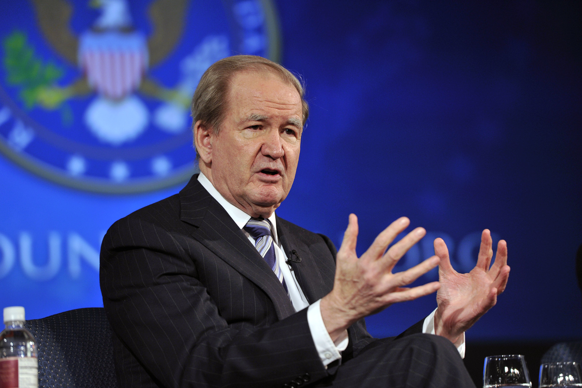Conservative Pundit Pat Buchanan Compares Anti-Gay Bigotry To Civil Rights Movement