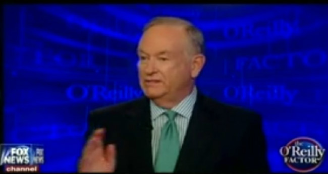 """Bill O'Reilly: I'll Call Caitlyn Jenner A """"He"""" Because Jenner's A Male """"From The Waist Down"""""""