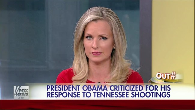 Fox News Devotes Entire Day Of Programming To Criticizing Obama Over Chattanooga Shooting
