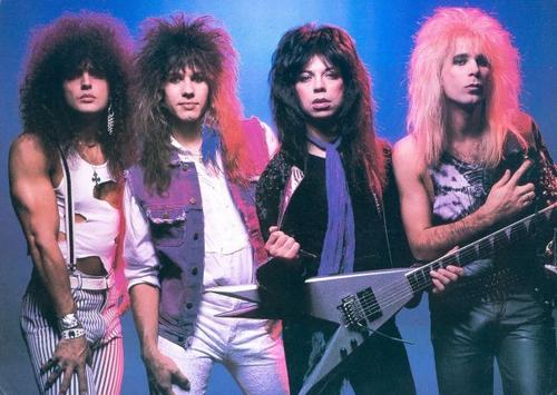 Contemptor's Late-Night Crappy '80s Hair Metal Video: Love Kills By Vinnie Vincent Invasion