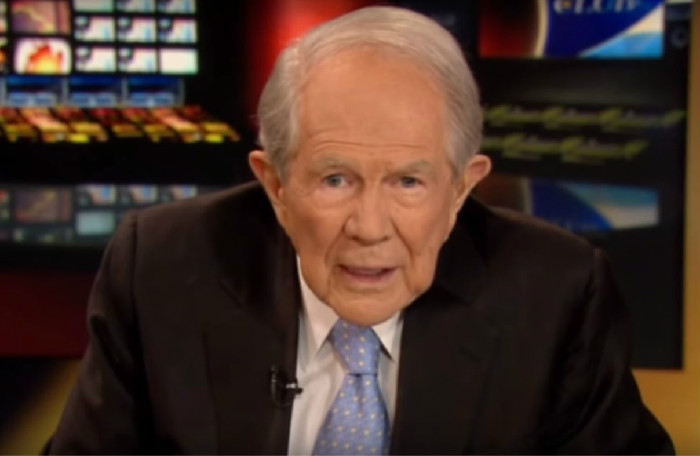 Pat Robertson: Dow Jones Took A Dive Because God Is Punishing America For Planned Parenthood