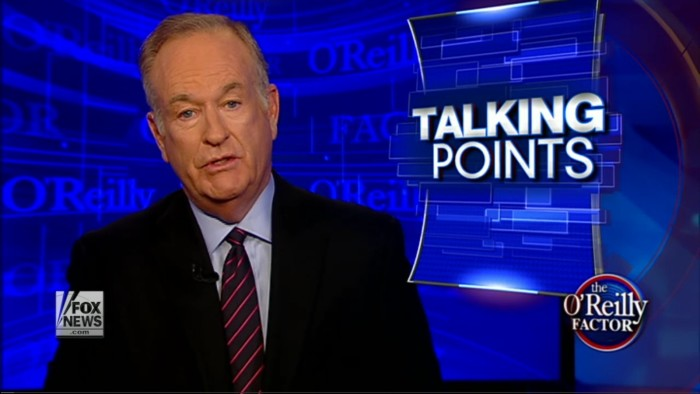 Bill O'Reilly Claims That Every Single Mass Murderer In Past 40 Years Has Been An Atheist