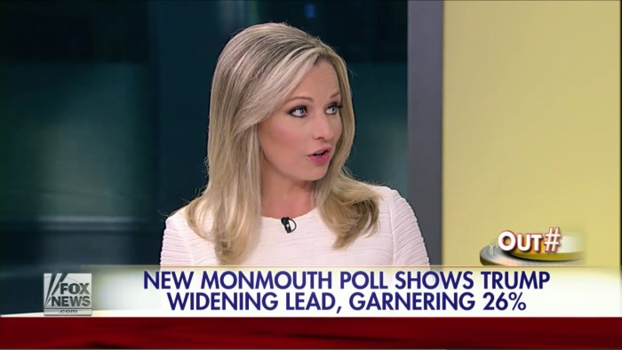 """Fox Host Tells GOP Candidates They Need To """"Jump On"""" Donald Trump's """"Bandwagon And Ride It"""""""