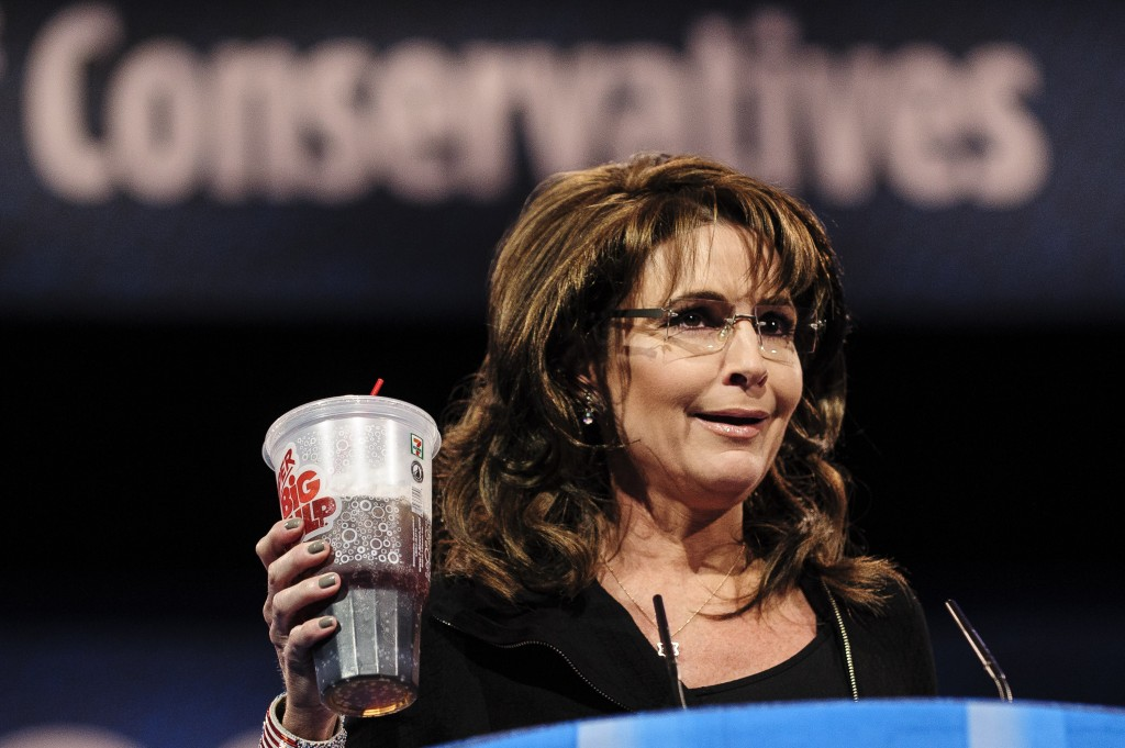 So, Under A Trump Presidency, What Department Would Sarah Palin Be In Charge Of?