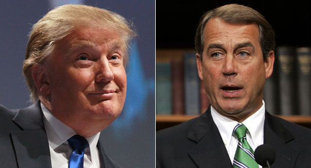John Boehner And Donald Trump Are Proof That The Tea Party Is America's Third Political Party