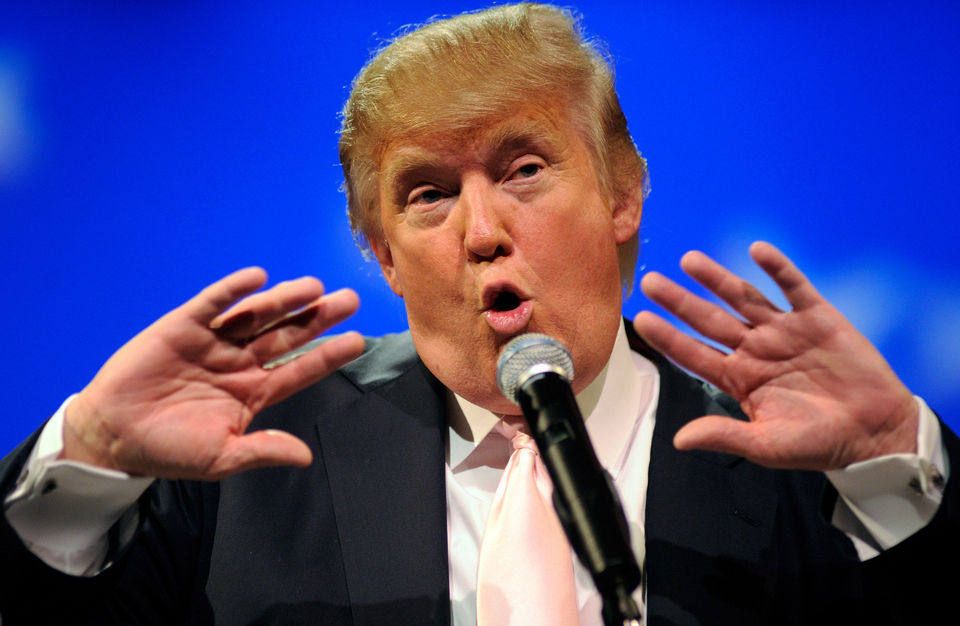 Donald Trump: I Would've Gotten Black Pastors' Endorsement If It Weren't For #BlackLivesMatter