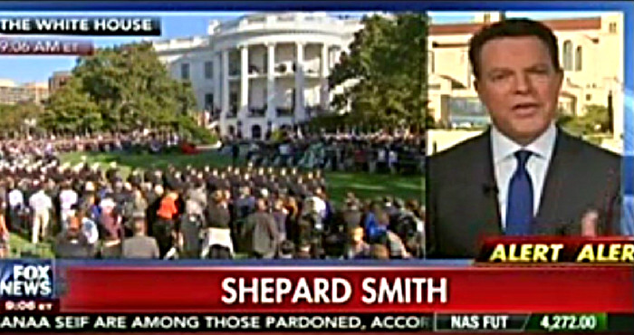"Fox's Shepard Smith Tells Colleague That Pope Isn't Being ""Political"" Regarding Climate Change"
