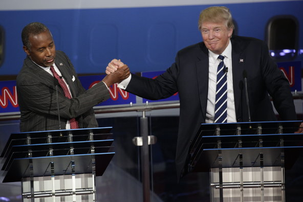 CNBC Folds To Donald Trump And Ben Carson, Will Shorten Next GOP Debate To Two Hours