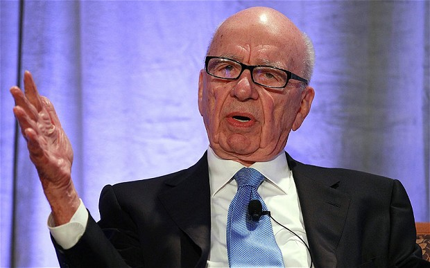 """Old Rich White Guy Rupert Murdoch Doesn't Think Barack Obama Is A """"Real Black President"""""""