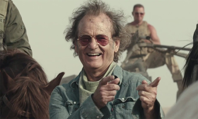 Bill Murray Is Bill Murray, But 'Rock The Kasbah' Is An Uneven And Misguided Mess
