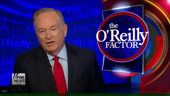 """Bill O'Reilly Says National Guard Needs To Be Sent Into Chicago To Stop """"Sociopathic"""" Blacks"""