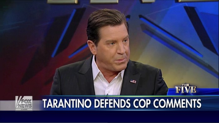 """Fox News' Eric Bolling Says #BlackLivesMatter Has """"Blue Blood On Their Hands"""""""