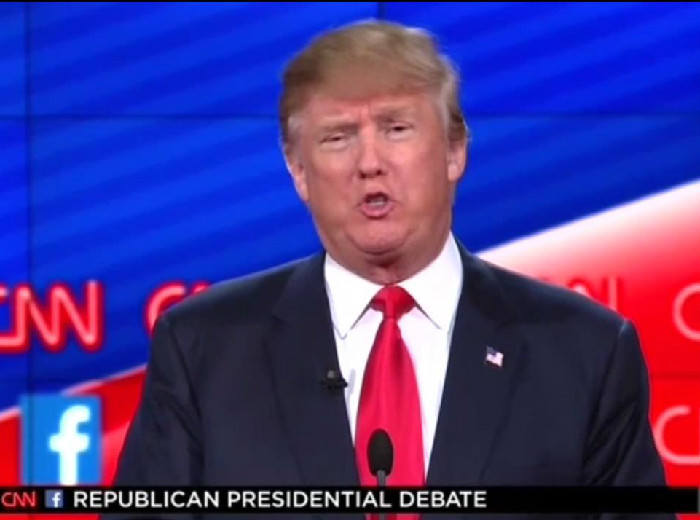 Trump's Dumbass Answers On Internet And Nukes During Debate Won't Hurt Him One Bit