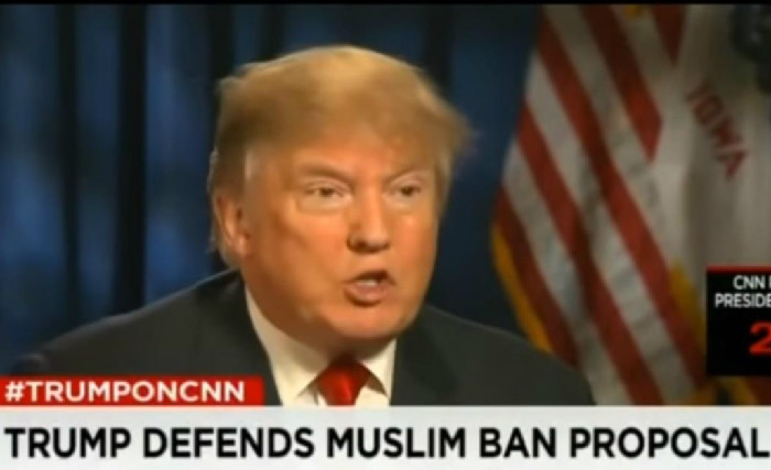 Donald Trump Doesn't Care If His Anti-Muslim Rhetoric Helps Create More Terrorists