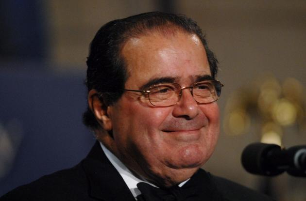 He'll Be Back: Antonin Scalia's 2016 SCOTUS Racism Could Be Record Setting