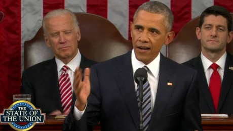 President Obama's Last State Of The Union: A Very Biased View