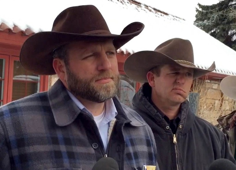 We Is Patriots: 'Tough Guy' Terrorists Take Over Oregon Bird Refuge