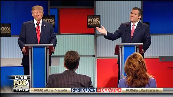 Lying Liars Lied Incessantly At The GOP Debate And Nobody Cared