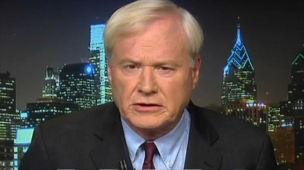 MSNBC Conveniently Fails To Mention That Chris Matthews' Wife Lost Her Congressional Bid