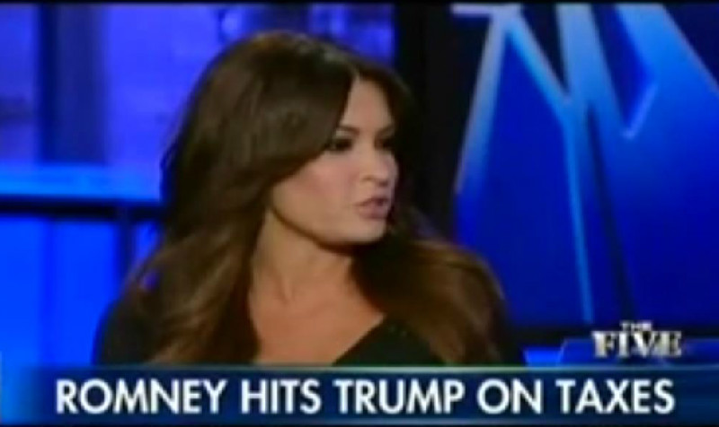 "Fox Host Says It's ""Discrimination Against Rich People"" To Ask Trump For His Tax Returns"