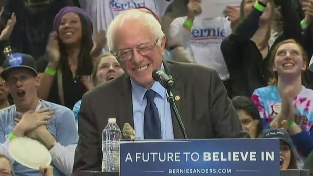 #BirdieSanders: Could The Sanders Sparrow Be The Harbinger Of A Third Party At Last?