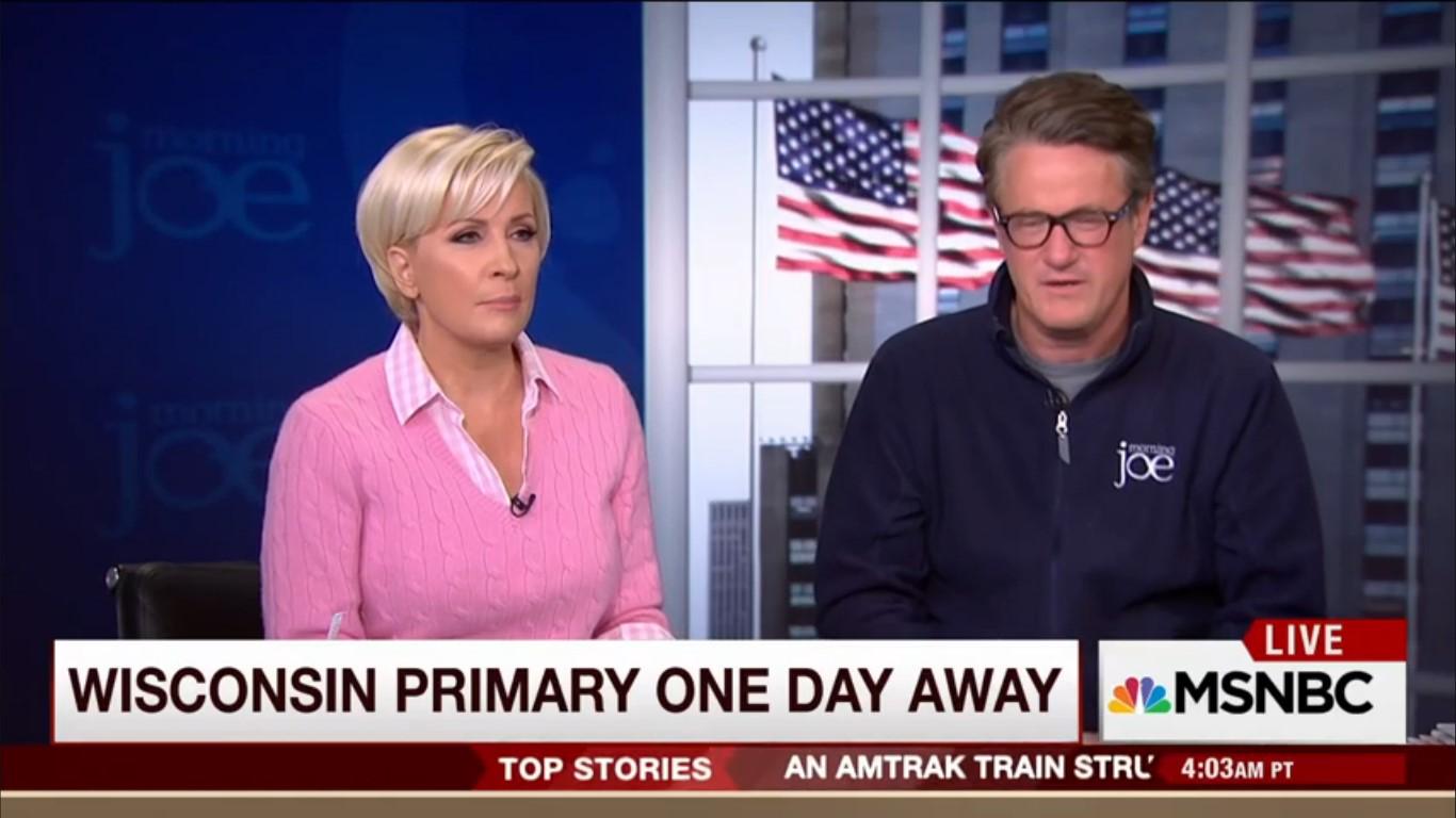 "'Morning Joe' Panel Mocks Palin For Her ""Teddy Bears"" Speech, Wonders If She Took ""Bad Acid"""