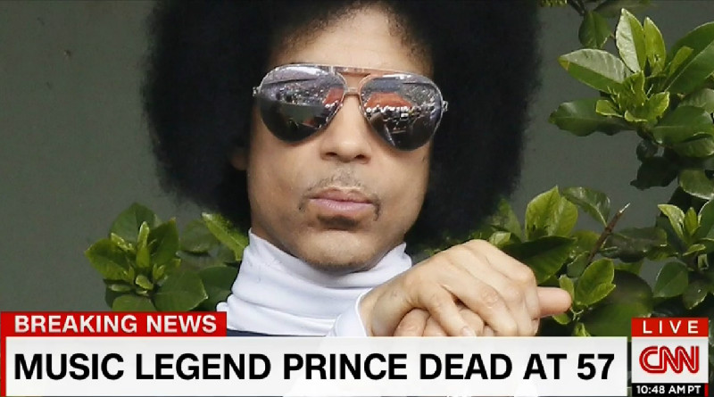 CNN's Wolf Blitzer Thinks Prince Recorded 'Purple Haze' Because He's The Goddamned Worst