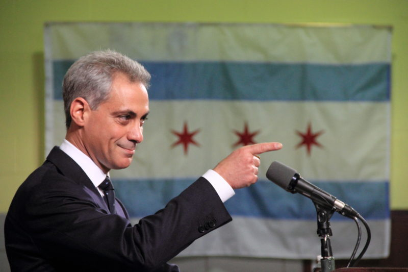 Mayor Rahm Emanuel Stubbornly Remains in Office, Still Destroying Chicago
