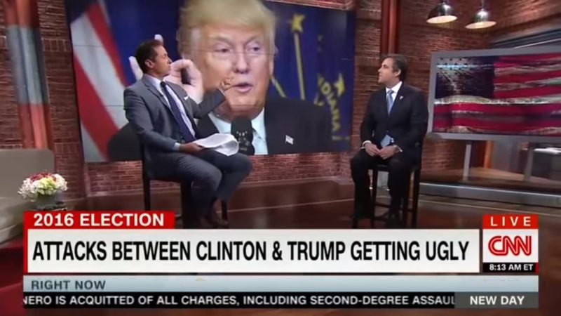 Trump Lawyer Shoots Himself In The Dick During Interview With CNN's Chris Cuomo