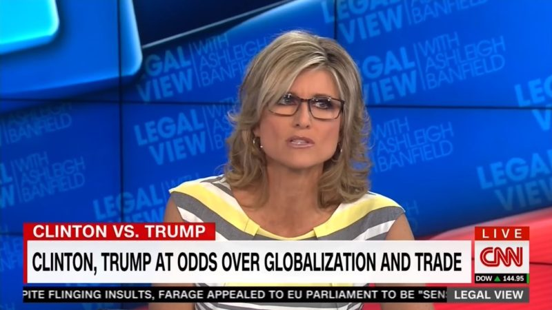 """That There Is Libel!"": CNN Host Calls Out Trump's Lawyer For Accusing Hillary Of Murder"