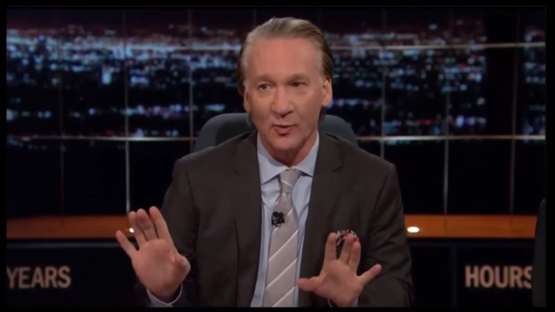 Bill Maher Asks Julian Assange: Why Are You F*cking With The One Person Standing In Trump's Way?