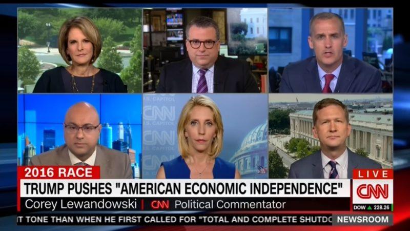 "Lewandowski's Hard-Hitting Analysis: ""Mr. Trump's Best Speech Of The Presidential Cycle"""