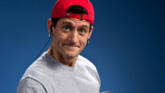 You'll Never, Ever, EVER Guess Who Paul Ryan Is Voting For This November