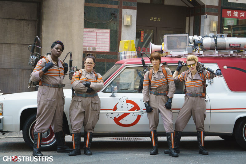 Kate McKinnon Absolutely Steals The Show In The So-So 'Ghostbusters' Reboot