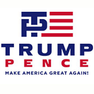 Social Media Mock Trump/Pence 'Sexual' Logo