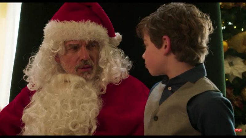 Here's The NSFW Trailer For The 'Bad Santa' Sequel We're Getting This November
