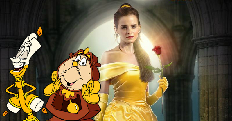 Be Our Guest: Cogsworth, Gaston And More Revealed In New Beauty And The Beast Photos