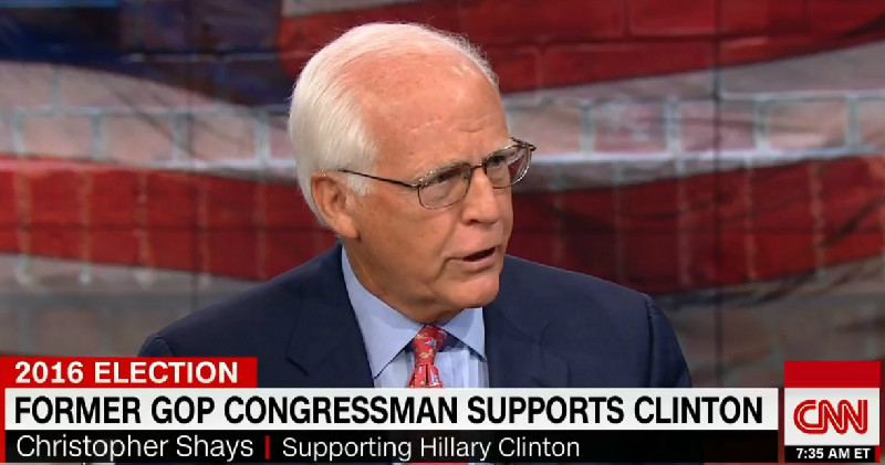 "Former GOP Congressman Says Republican Convention ""Was Almost Like A Lynching"""