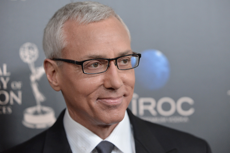 CNN Cancels 'Dr. Drew' A Week After Drew Pinsky Claimed Hillary Clinton Had Brain Damage
