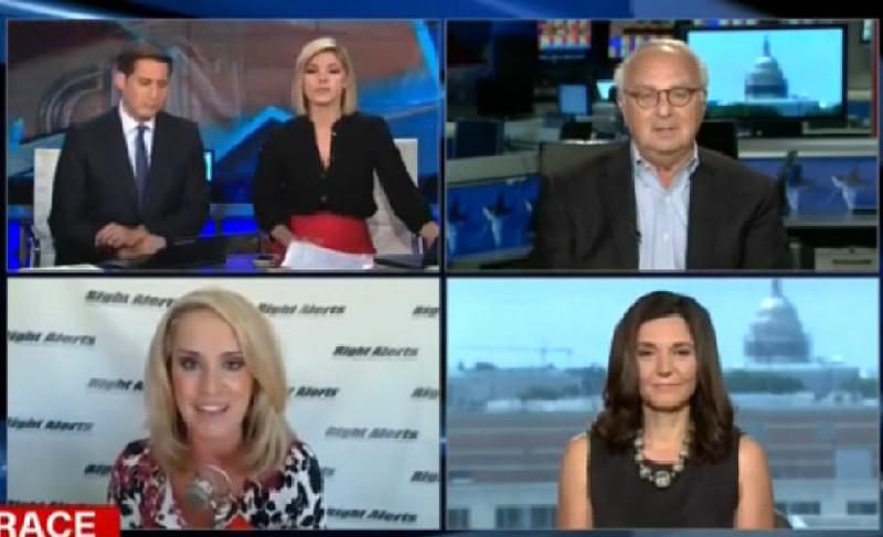 CNN's Kate Bolduan Ain't Got Time For Scottie Nell Hughes's Nonsense
