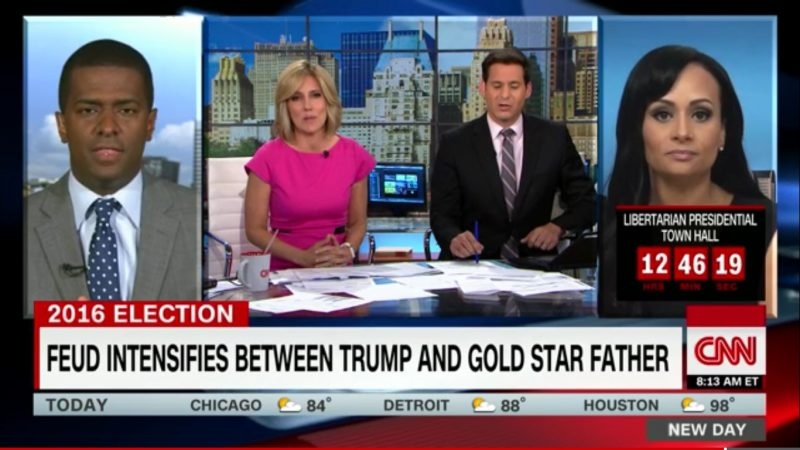 CNN Host Fact-Checks Katrina Pierson Over Her Claim That Khizr Khan Supports Sharia Law