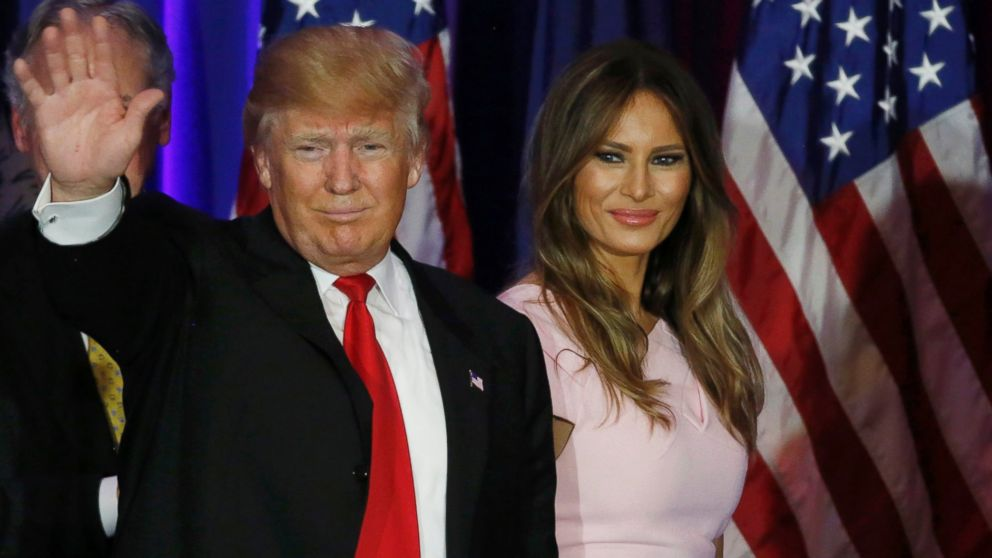 Now Trump Thinks Law-Abiding Immigrants Could Be A Threat, Just Not His Wife