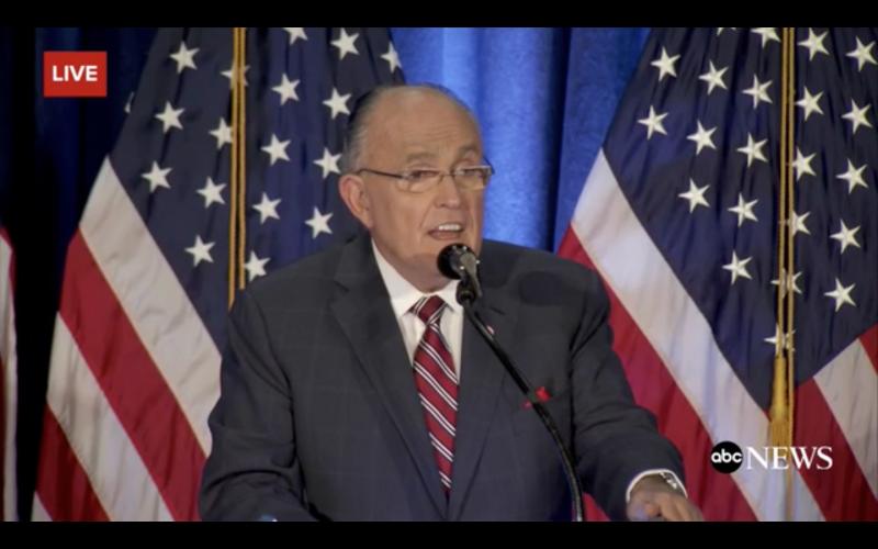 Rudy Giuliani: Former Mayor Is Bad At History, Worse At Analysis