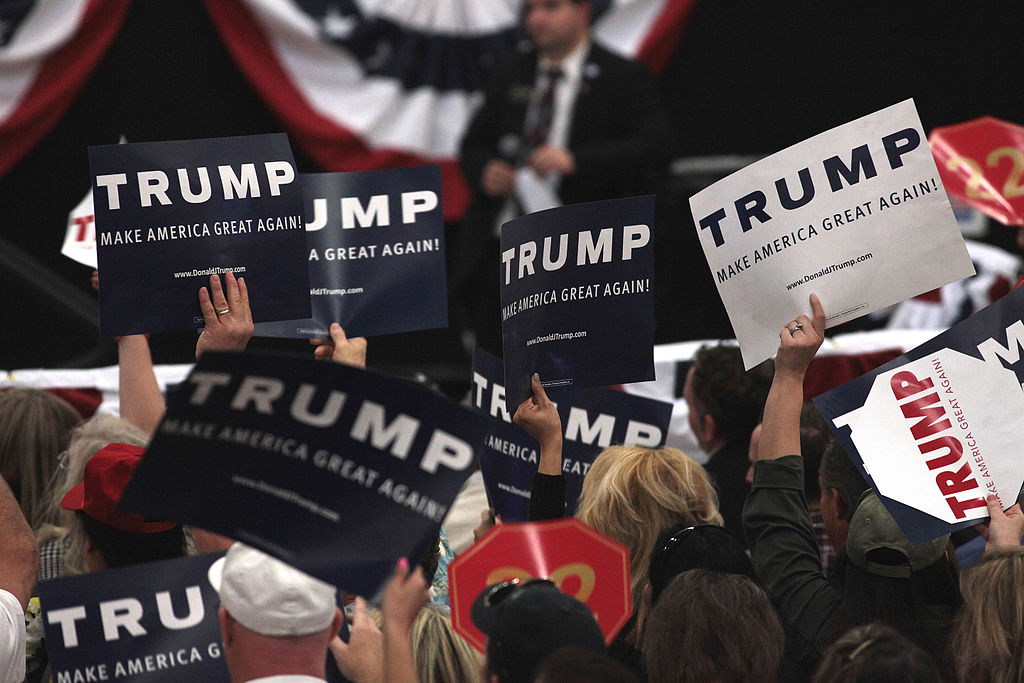Hate-Spewing Trump Supporters Are Convinced He'll Win In A Landslide